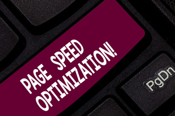 Improving page loading speed