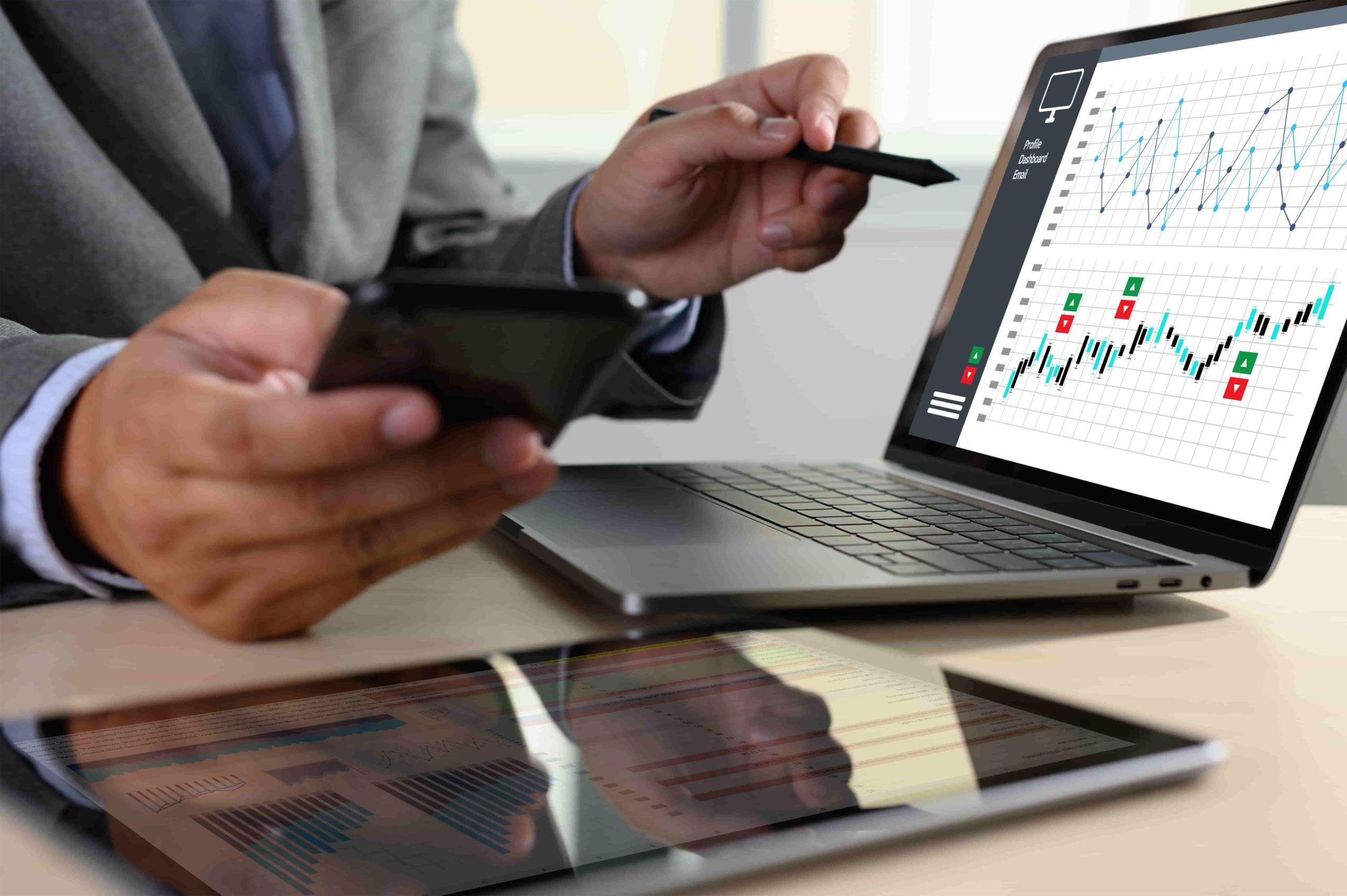 Track everything with google analytics