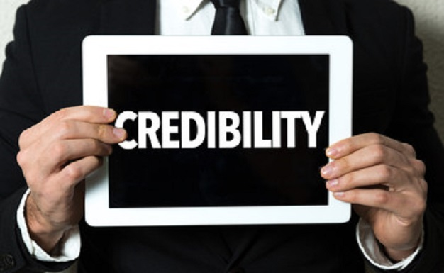 Builds credibility