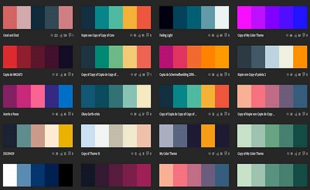 pick the right colors for your website branding