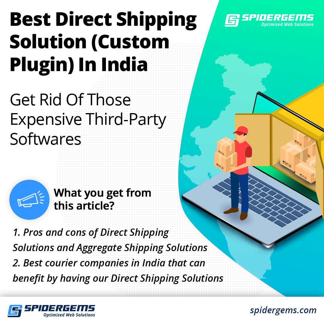 Woocommerce Shipping solutions